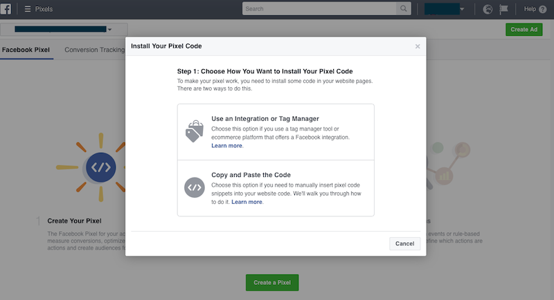 Facebook pixel spôsob inštalácie