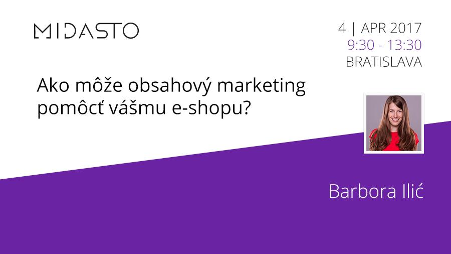 Školenie obsahový marketing