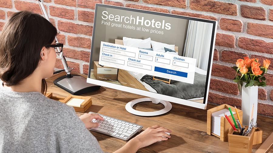 Digitálny marketing hotel