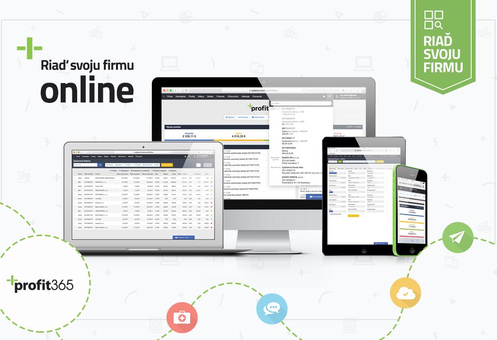 Riadenie firmy online