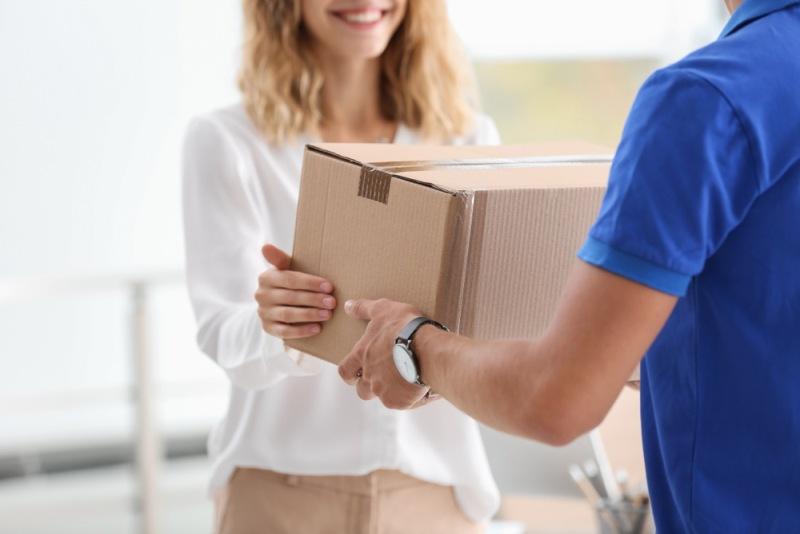 Preberanie balíka